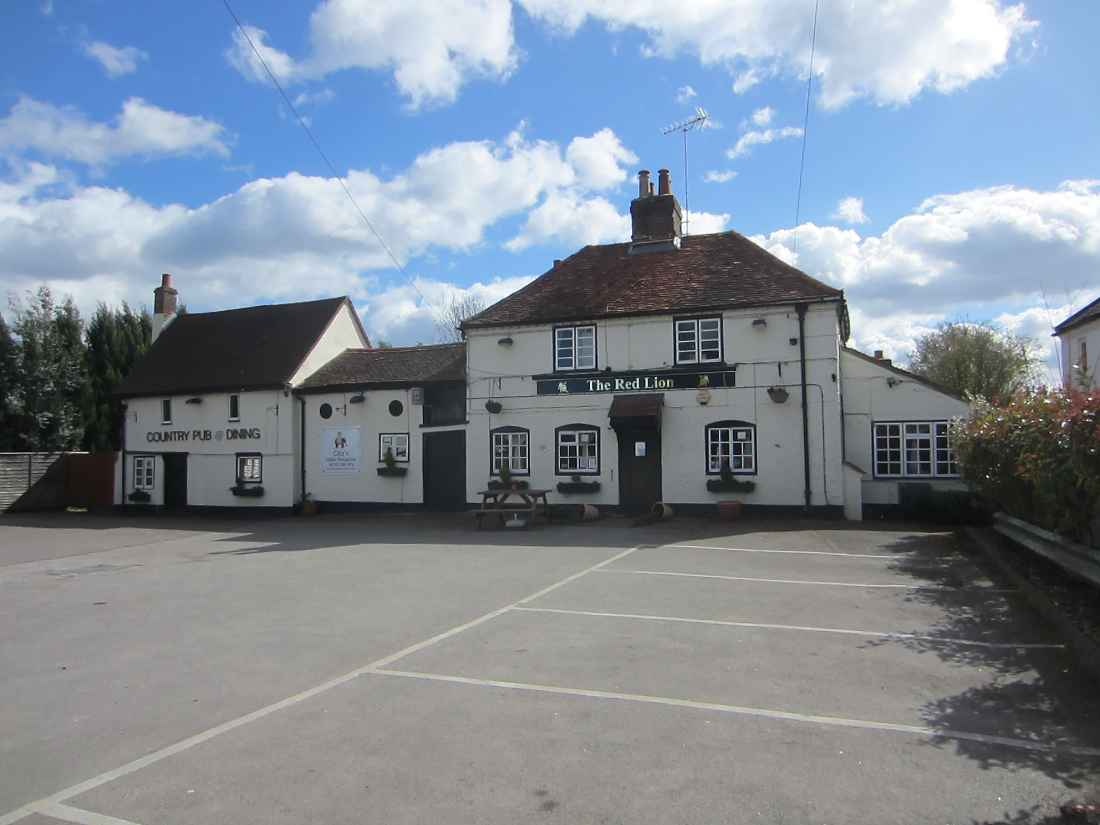 Red Lion Car Sales Cheshire
