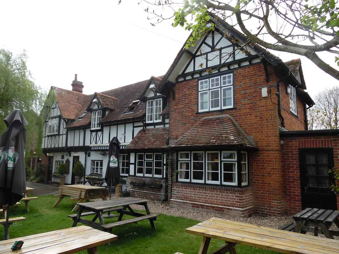 Pubs With Function Rooms Newbury