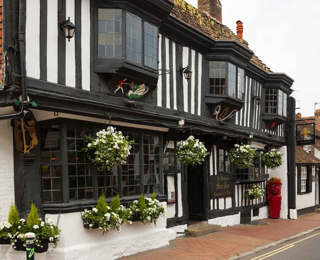 Freehold Hotel For Star Inn Alfriston East Sus